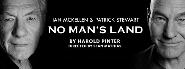 Harold Pinter's No Man's Land on Broadway in New York with Patrick Stewart and Ian McKellen. Book your tickets for No Man's land in New York here!