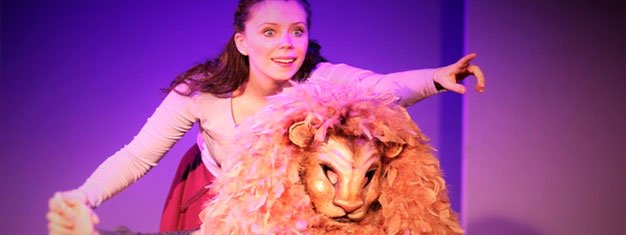 Enjoy this theatrical adaptation of C.S. Lewis' The Lion, the Witch, and the Wardrobe on Broadway in New York. Book your tickets online!