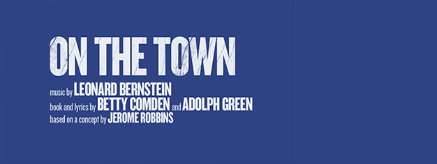 New York, New York, it's a helluva town! Olivier Award-winner Drew McOnie directs and choreographs On The Town, our biggest dance musical yet. Book now!