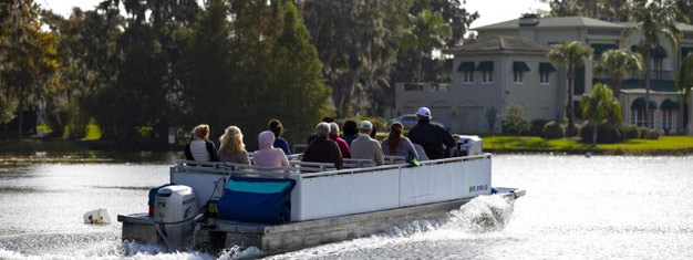 Take a tour around Orlando and combine it with a lovely gospel brunch! The tour includes a boat cruise, brunch and gospel in House of Blues. Book online!