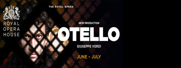 Verdi's msater piece Otello is now playing at the Royal Opera in London. Book your tickets here!
