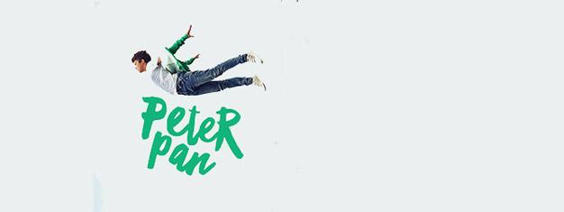 Peter Pan i London, er en helt ny opsætning af J.M. Barries klassiker. Oplev skuespillet Peter Pan i London, og billetterne til Peter Pan købes her.