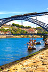 Porto City Tour & 6 Bridges Cruise
