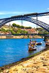 Tour della Città di Porto e Crociera Sei Ponti
