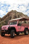Red Rock Canyon mit Rocky Gap Road Abenteuer Tour