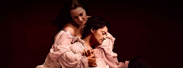 Gounod's adaption of the timeless Shakespeare tragedy Romeo et Juliette is playing at the Metropolitan Opera House in New York. Book your tickets here!