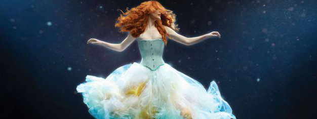 The Light Princess in London is a brand new musical faitytale. Book your tickets for The Light Princess in London here!