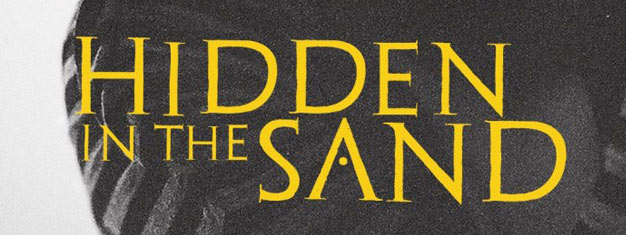 Hidden In The Sand in London is a beautiful and passionate love story set between London and Cyprus. Tickets for Hidden In The Sand in London can be booked here!