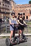 Rom på en Segway