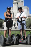 Giro di Madrid in Segway