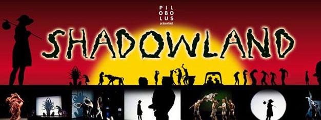 Shadowland som bliver fremført i London er en banebrydende ny optræden lavet af internationally dacclaimed dance troupe Piloblous. Bestil din billetter her!