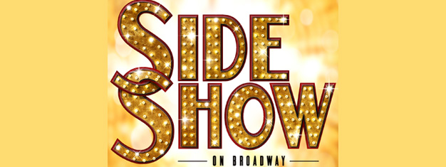 The musical Side Show is based on the remarkable true story of the Hilton twins, Daisy and Violet, who were legends of their time. It's a must see show, book your tickets here!