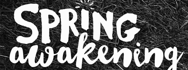 Se den nye musical Spring Awakening på Broadway i New York! Spring Awakenings rå og ærlige portræt af unge i oprør. Bestil dine billetter online!