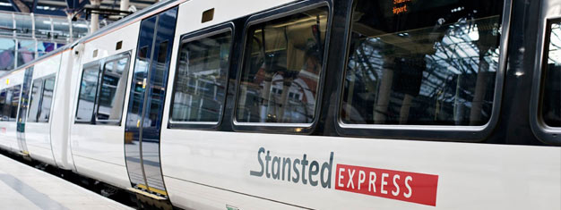 Prebook your train ticket for the Stansted Express and jump straight on the train from the airport to Liverpool Street Station! Travel time is 45 minutes.