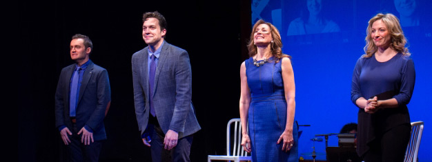 Star of David på Broadway i New York, er en musical version over Abigail Pogrebin's bog. Bestil billetter til Star of David på Broadway i New York her!