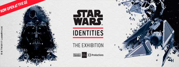 Star Wars Identities: L'Exposition