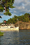 Archipel de Stockholm : visite guidée en bateau