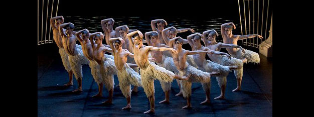 Enjoy Matthew Bournes Swan Lake at Sadler's Wells in London. Book your tickets for Matthew Bournes Swan Lake at Sadler's Wells in London here!