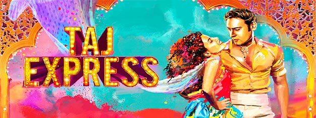 Tej Express the Musical in London is a new and modern production, transporting the kaleidoscopic colours of India into the heart of London's West End. Book your tickets here!