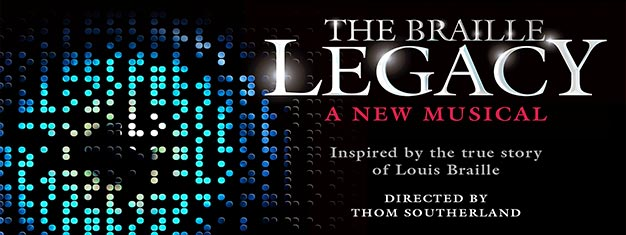 The Braille Legacy is a new musical in London inspired by the true story of Louis Braille. Book tickets for The Braille Legacy in London here!