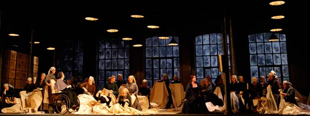 Wagner's Der Fliegende Hollander is now playing at the Metropolitan Opera House in New York. Book your tickets online!