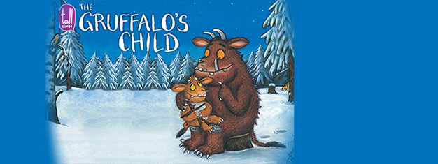 I kjølvannet av The Gruffalos monstrøse West End-suksess kommer The Gruffalo's Child - med attitude! Bestill billetter her!
