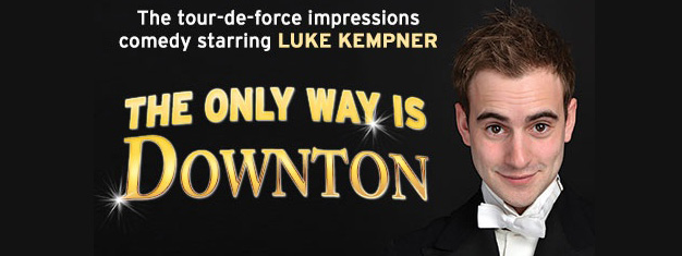 The Only Way is Downtown in London with YouTube celebrity Luke Kempner is a real comedy. Book tickets for The Only Way is Downtown in London here!