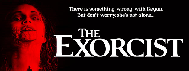 Don't miss out on The Exorcist in London! Probably the scariest movie of all time and winner of two Oscars can for the first time be experience on stage!