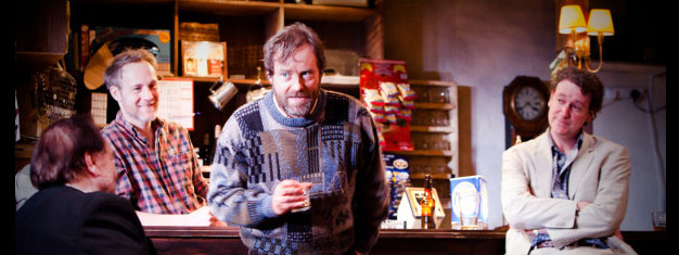 The Weir in London is a modern ghost story set in Ireland. You can book your tickets for The Weir in London here!