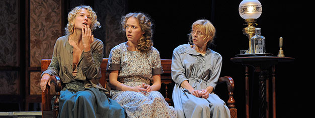 Three Sisters is a fantastic play by Checkov in London. Book tickets for Three Sisters in London here!