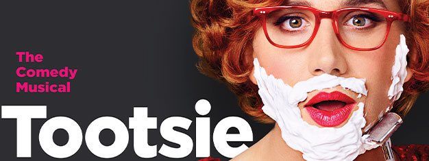 Tootsie is the story of a talented but difficult actor who struggles to find work until a desperate stunt lands him the role of a lifetime. Book today!