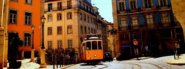 Täältä löydät lippuja lähes kaikkeen Lissabonissa: opastettuja retkiä, nähtävyyksiä & muita uskomattomia kohteita. Osta lippusi ja retkesi täältä!