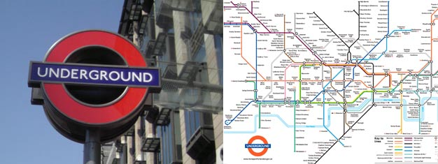 Kør ubegrænset rundt med Londons metro og de røde busser i en hel uge med et Travelcard! Bestil dit Travelcard online og få det sendt hjem til dig!