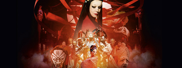 Turandot retruns to the Royal Opera House! Book tickets for Puccini's masterpiece Turandot in London here!