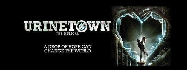 Urinetown the Musical in London handler om ærlighed, håb og kærlighed. Du kan med fordel bestille dine billetter til Urinetown the Musical i London her!