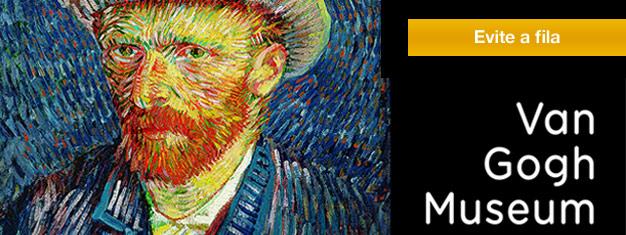 O Museu Van Gogh, em Amsterdam, contém a maior coleção de quadros e rascunhos de Vincent Van Gogh, em todo o mundo. Pré-reserve suas entradas online!