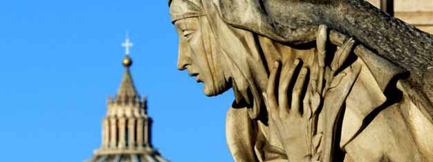 Užijte si Vatikán, Baziliku Sv. Petra, Sixtínskou kapli a Vatikánská muzea v Římě. Přeskočte všechny fronty a Kupte si lístky zde!