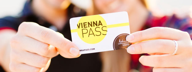 Spar penger og slipp køen med The Vienna Pass! Wien-passet er et sightseeing-kort som gir deg gratis adgang til over 60 topp attraksjoner, museer og monumenter i Wien. Kjøp her!