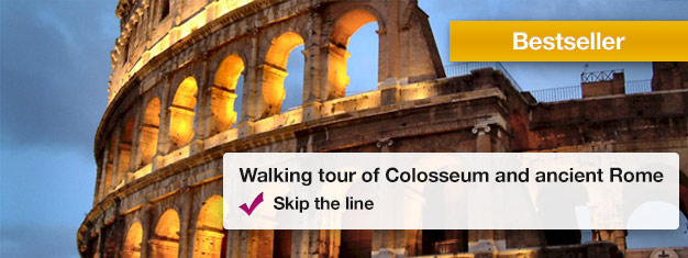 Take a guided tour of the Colosseum and Roman Forum and skip the long entrance lines with your guide! Learn about ancient Rome. Book tickets online!