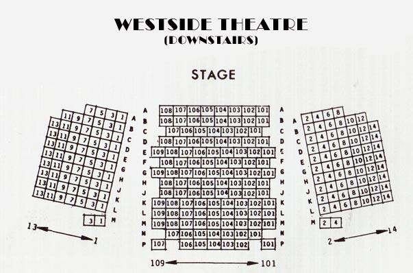 Westside Theatre Downstairs