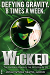 Tickets voor Wicked - London
