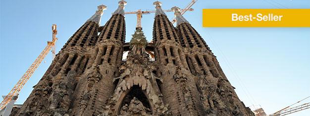 Visite guid e de la sagrada familia billets barcelone - Sagrada familia billet coupe file ...